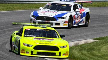Leading From Flag to Flag, Merrill Takes Trans Am TA2 Win