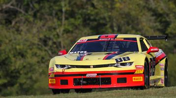 Rafa Matos gets TA2 off to a fast start as Trans Am opens VIR weekend