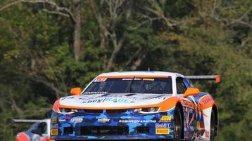 Robinson Racing Duo Top Second TA2 Practice At VIR