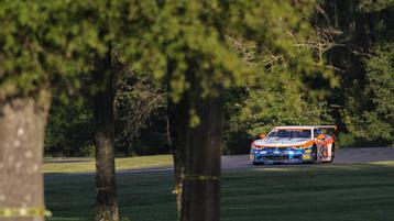 Gar Robinson takes Trans Am TA2 pole at VIR
