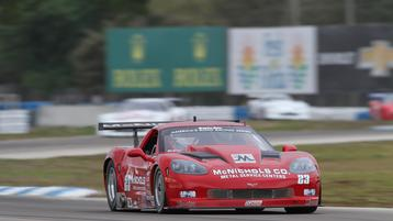 Ruman grabs pole for Foametix 100 at Sebring, Lawrence leads TA2