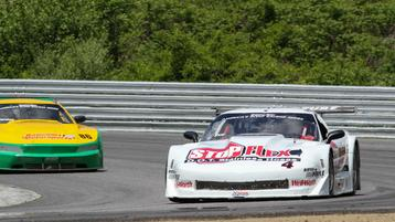 "Fix and Andretti lead ""Fast Five"" qualifying at Lime Rock Park"