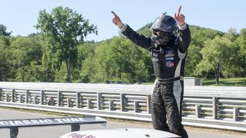 Tony Ave Racing Becomes First Trans Am Team to Sweep TA and TA2 Class Victories in a Single Event Weekend at Lime Rock Park