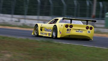 Trans Am puts on a show in morning qualifying at BIR