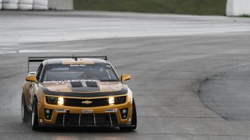 Napieralski slowed by early exit at CTMP
