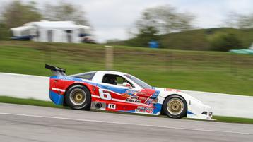 Fellows takes pole in preparation for 100th Trans Am start