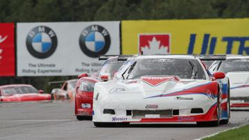 Ron Fellows wins 100th Trans Am start on home track
