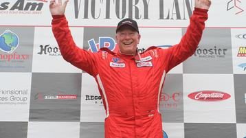 Doug Peterson returns to top of the podium with win at Road Atlanta