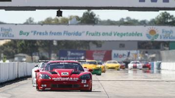 Ruman ready to compete for Trans Am Championship