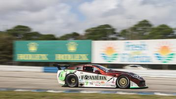 Strong FOAMETIX® Corvette C7.R Finish at Sebring International Raceway