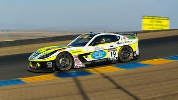 Ginetta Heads To COTA For Trans Am Championship