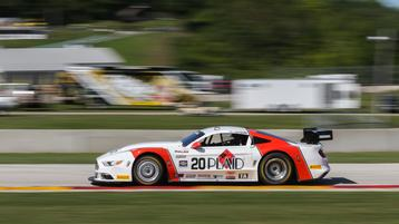 Cream Rises to Top in Road America Qualifying