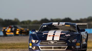 Ernie Francis, Jr., and Dillon Machavern capture Trans Am poles at Sebring