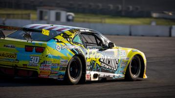 GRR Racing Heads to Sonoma
