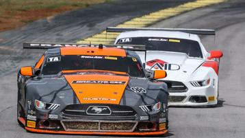 Heacock Classic Gold Cup Ends With Exciting Race from Trans Am