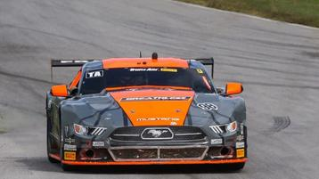 Francis Repeats in All-Class Battle at VIR