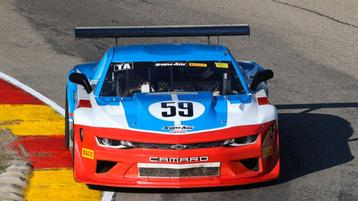 Gregg into Trans Am Top 3 After Fine Road America Drive
