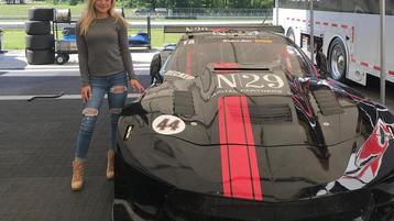 Natalie Decker Joines Trans Am at Road America