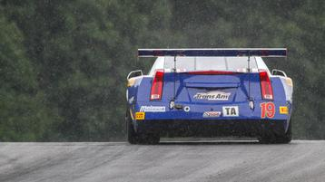 Trans Am Qualifying at Mid-Ohio Cancelled Due to Lightning, Impending Storms