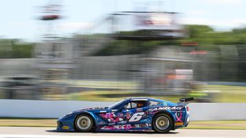 Cameron Lawrence Captures Trans Am Win at Brainerd International Raceway
