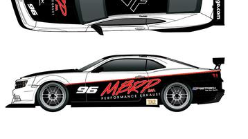 MBRP Athlete Kyle Marcelli Returns To Trans Am At VIR