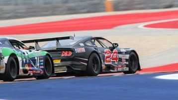 Dillon Machavern outlasts Gar Robinson for TA2 win at COTA