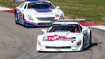 Paul Fix and Shane Lewis secure pole positions as Trans Am makes NOLA debut
