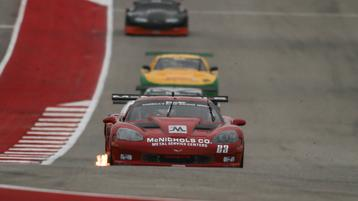 Amy Ruman and Adam Andretti victorious in inaugural Trans Am race at Circuit of The Americas