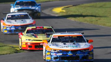 Gar Robinson wins Trans Am VIR Muscle Car Challenge