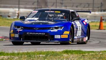 VETERAN GREGG, ROOKIE ROSSENO, WINNERS IN TRANS AM WEST RACE OF ATTRITION AT AUTO CLUB SPEEDAY