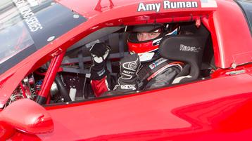History Made: Amy Ruman Crowned 2015 Trans Am Champion Captures 8th Win of the Season at Daytona Finale