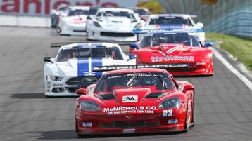 Ruman Set for Trans Am 3-Dimensional Motor City 100, Duel in Detroit