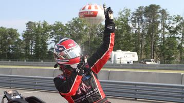 Ruman and Andretti rebound with victories at New Jersey Motorsports Park