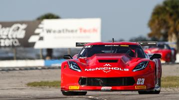 Ruman Aiming for Top Spot at Homestead this Weekend–Trans Am Round 2