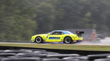 Said Leads Rainy Trans Am Qualifying at VIR