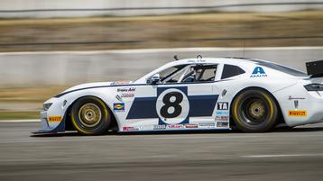 Drissi and Merrill lead Opening Trans Am West Practice of 2018