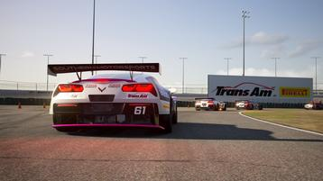 Trans Am Series Makes European Debut with Esports Championship