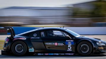 Podium Finish for Showtime Audi in XGT Leaves Thwaits Wanting More