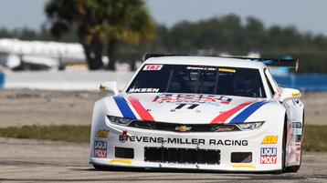 NEWS FLASH: Skeen wins TA2 opener on late charge at Sebring