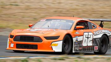 Merrill Masters Wet Sonoma Circuit for Trans Am West Coast Win