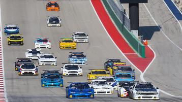 Marc Miller Seals Trans Am Championship with a Win at CoTA