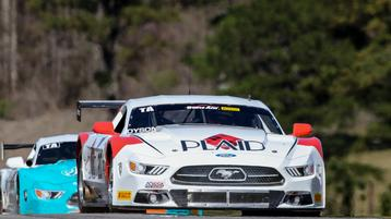 Career first Trans Am victory for Chris Dyson at Road Atlanta