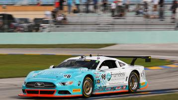 Francis, Jr., goes the distance in Trans Am at Homestead-Miami