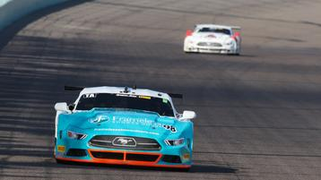 Ernie Francis, Jr., and Shane Lewis Pace Trans Am Qualifying at Homestead-Miami