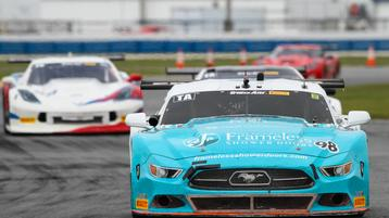 Francis and Buffomante secure final Trans Am poles of 2017