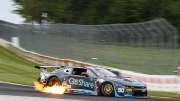 First Time Pole Winners Ragginger and Matos top Trans Am Qualifying at Road America