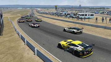 David Donohue Joins Trans Am by Pirelli Esports Lineup at Riverside