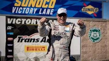 Pickett Takes Trans Am West Win at Sonoma