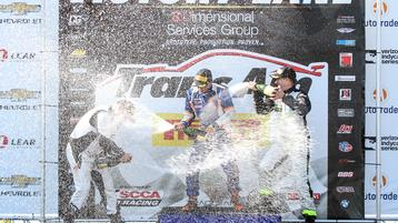 A Winning Weekend for Katech Motorsports