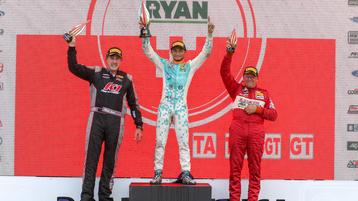 Francis takes Trans Am Points Lead with Third Victory